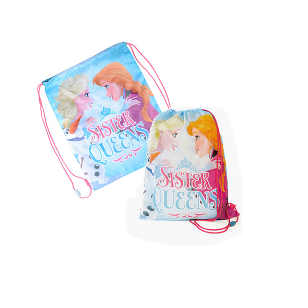 Sac à dos - Sac de gym Disney La Reine des Neiges