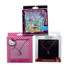 Bracelet Hello Kitty, Monster High ou Minnie